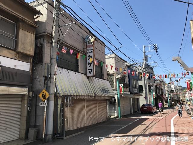 熊野前商店街、カザマ