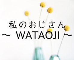 私のおじさん~WATAOJI~